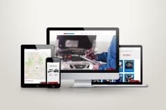 RK-auto-service-website